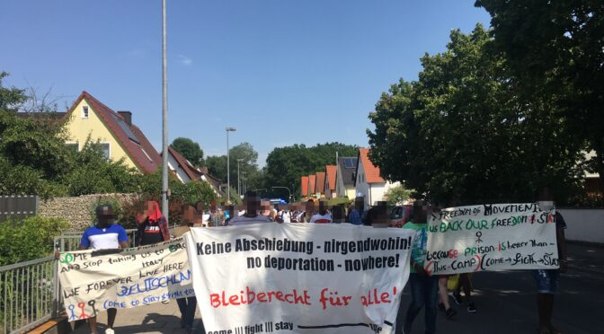Come–fight–stay – together in Bamberg