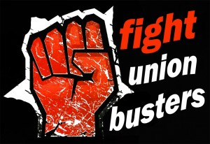 fight union busters