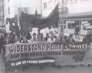 Antifa-Aktionskneipe im April